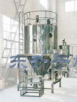 LGZ-8 series high speed centrifugal spray dryer for testing